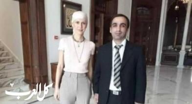أسماء الأسد بصورة جديدة بعد السرطان