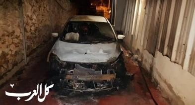 الإعتداء على سيارتي معلمتين في جلجولية