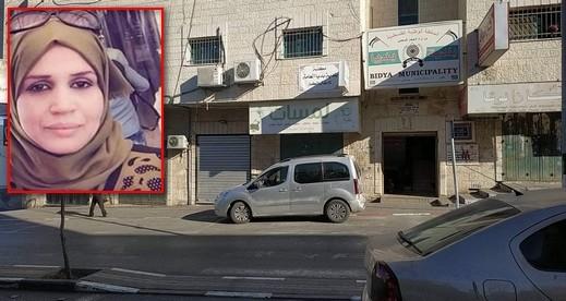 اضراب في بلدة بديا بعد استشهاد عائشة الرابي