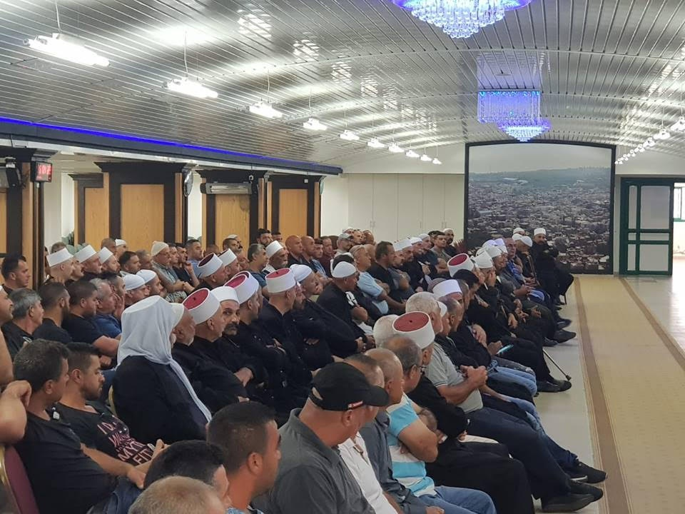 ألف عائلة من بقعاثا تلتمس للمحكمة لابطال الخارطة