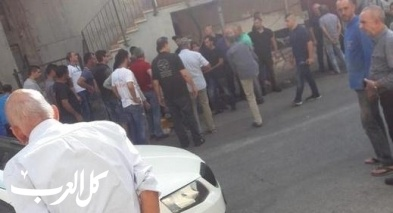 كفركنا: اصابة رجل باطلاق نار قرب مسجد عمر بن الخطاب
