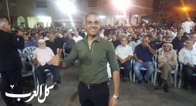 الناصرة: اجتماع شعبي واسع لقائمة ناصرتي وعلي سلام في الحي الشرقي