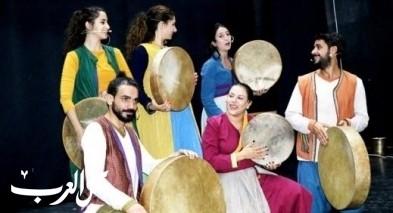 مجدالكروم: عرض صدى 2 لمسرح الفرنج لطلاب اعدادية درويش