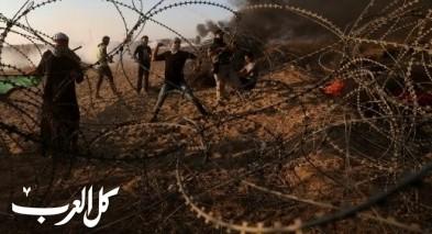 جمعة الاختبار .. اجراءات وتعزيزات على حدود غزة