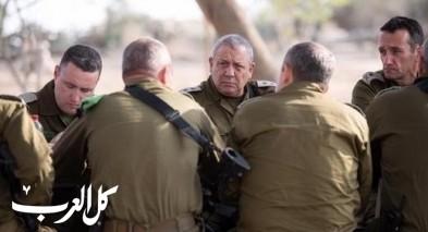 قائد اركان الجيش يجري جلسة تقدير موقف بشأن غزة