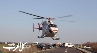 وادي سلامة: إصابة طفل بحروق خطيرة