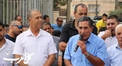 اكسال: وقفة احتجاجية في اعقاب اطلاق رصاص