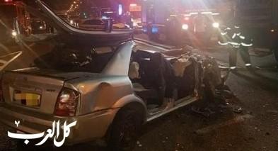 إصابة 5 أشخاص في حادث في حيفا