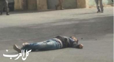 مقتل شاب فلسطيني بادعاء تنفيذه عملية طعن بالقرب من الحرم الإبراهيمي في الخليل