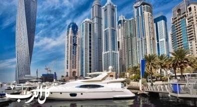 الإمارات تتميّز في صناعة اليخوت السياحية