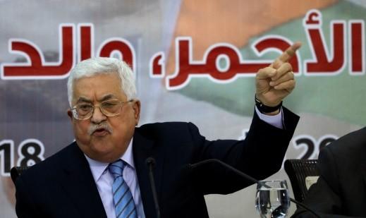 السلطة تقرر إنهاء كافة التزامتها مع اسرائيل