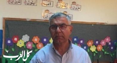 بستان المرج: رئيس المجلس أحمد زعبي يدلي بصوته