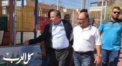 كفرقاسم: أجواء أخوية بين المواطنين