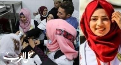 إسرائيل تفتح تحقيقًا بقتل الشهيدة رزان النجار
