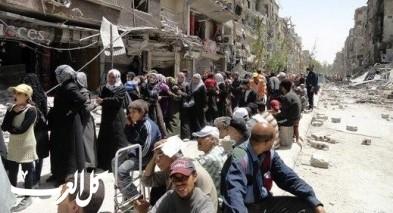 سورية تقرر عودة اللاجئين الفلسطينيين إلى مخيم اليرموك