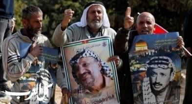 احياء الذكرى الـ14 لاستشهاد ياسر عرفات