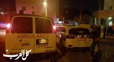 إصابة شاب من وادي سلامة إثر تعرضه لإطلاق نار