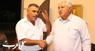 البعنة: رئيس المجلس عباس تيتي يبارك للرئيس المنتخب
