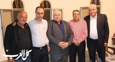 الحزب القوميّ العربيّ يبارك لرؤساء المجالس
