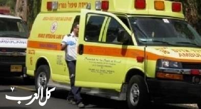 دهس رجل (65 عامًا) في نتانيا