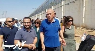 الإبقاء على عضو التجمع السابق باسل غطاس رهن الاعتقال