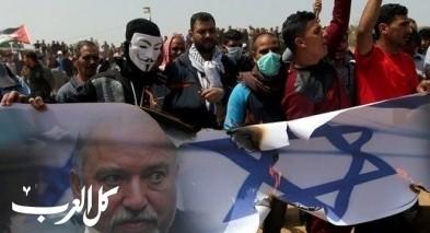 حماس: مسيرات العودة مستمرة وستكسر الحصار