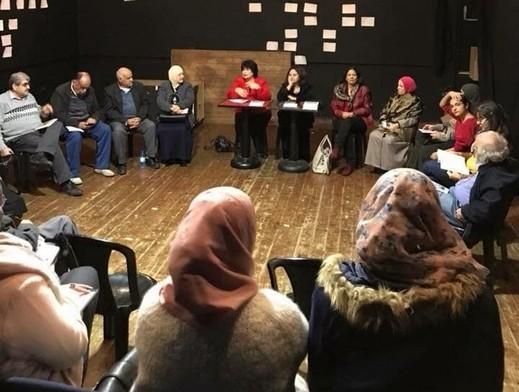 القدس: قراءات أدبية في ندوة اليوم السابع