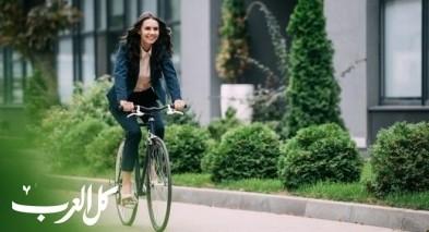 ركوب الدراجة الهوائية له فوائد كبيرة للأنسان والبيئة