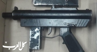 تل السبع: اعتقال فتى بعد العثور بحوزته على سلاح