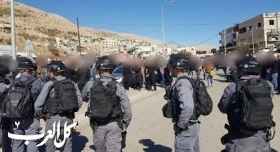 اعتقال 7 اشخاص من مجدل شمس بعد محاولتهم منع الانتخابات