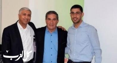 محمد رافع شلبي يتسلّم إدارة مجلس اكسال