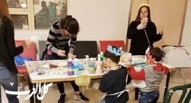 الرامة: ثانوية حنا مويس بزيارة لمستشفى تل هشومير