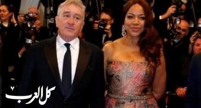 هل انفصل النجم روبرت دي نيرو عن زوجته؟