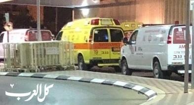 اصابة فتى من جديدة المكر بحروق بعد انسكاب زيت ساخن