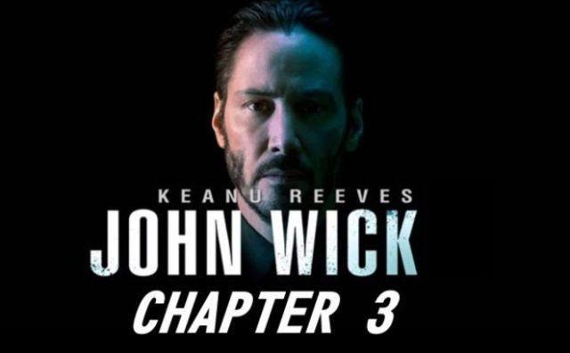 انتهاء تصوير فيلم John Wick 3