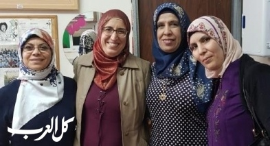جناح المعارف في بلدية ام الفحم يهنئ المعلمين