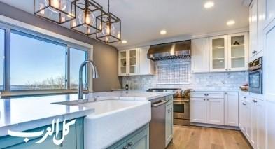 صور: مطبخك عصري وأنيق بهذه الأفكار