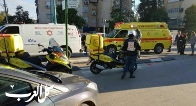 حيفا: إحالة 12 طفلًا وأهاليهم إلى المستشفى