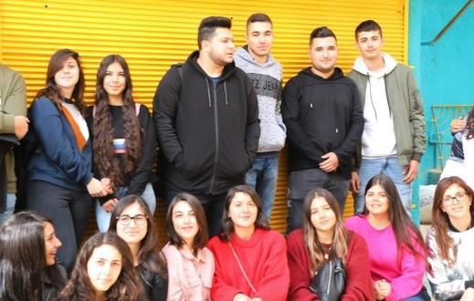 مدرسة الرامة الشاملة تنظم مخيم الاكسيس