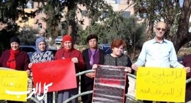 اللجنة القطرية تؤكد دعمها للإضراب النسائي العام
