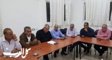 المتابعة تؤجل مظاهرة غد في عرابة بسبب الطقس