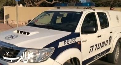 النقب: اعتقال شاب عربي بشبهة السطو