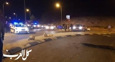 اعتقالات واصابات خلال مظاهرة قرب بلدة عكبرة في الشمال