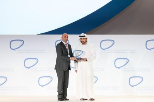 جائزة رواد التواصل العرب لـ هيئة تنشيط السياحة