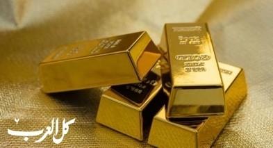 الذهب يتراجع لأدنى مستوى مع ارتفاع الدولار