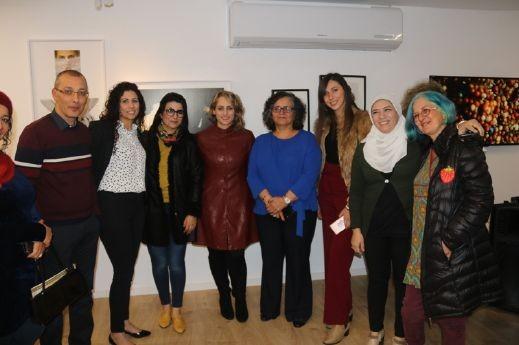 جاليري مكان في سخنين يستضيف 27 فنانا عربيا ويهوديا