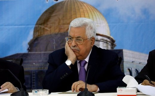 حازان يطالب باغتيال الرئيس الفلسطيني محمود عباس