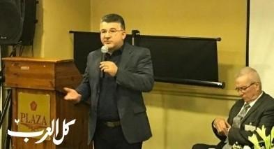 جبارين وراز: سنطرح مقترح قانون لإلغاء قانون القومية