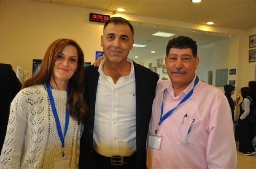 انعقاد مؤتمر القيادة في المجتمع العربي بالقاسمي
