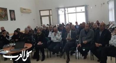 كفرقرع: إحياء ذكرى رجل الاطفاء سامر عسلي